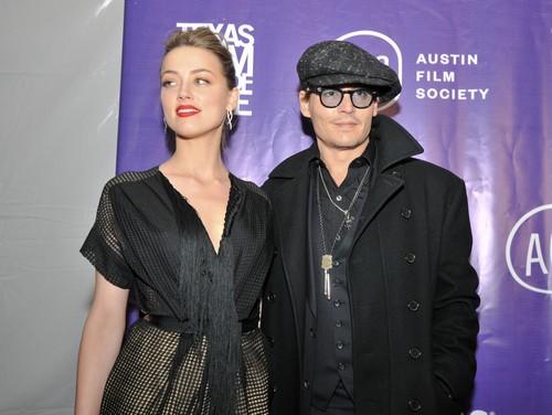 Johnny Depp Cheating On Amber Heard Already - Amber Heartbroken?