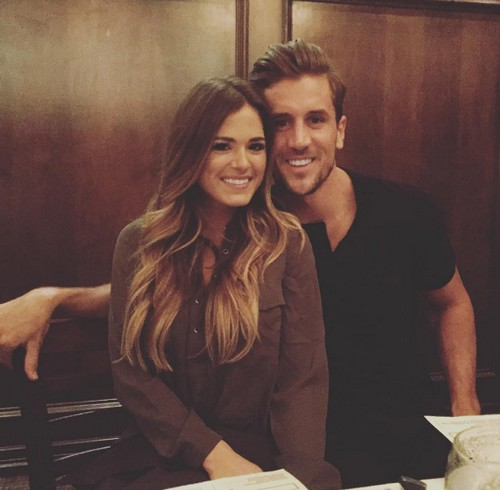 JoJo Fletcher Instagram Engagement Ring: The Bachelorette Cover-Up for Brittany Farrar's Jordan Rodgers Cheating Claims