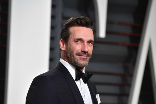 Jon Hamm Caught Flirting With Kate Beckinsale At Premiere Of New Film 'Baby Driver'
