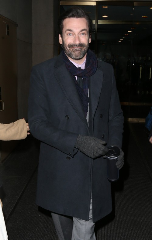 Jon Hamm Completes Rehab Stint For Alcoholism: Mad Men Star (Don Draper) Sobers Up Days Before Final Season Premiere