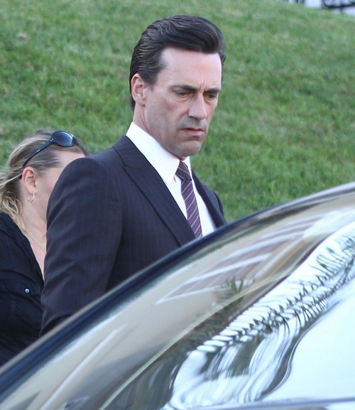 Jon Hamm and Jennifer Westfeldt Break-Up: Split Caused By Drinking Problem After Rehab or Disagreement Over Baby Plans?