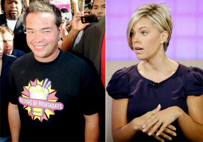 Jon and Kate Gosselin Battling Again