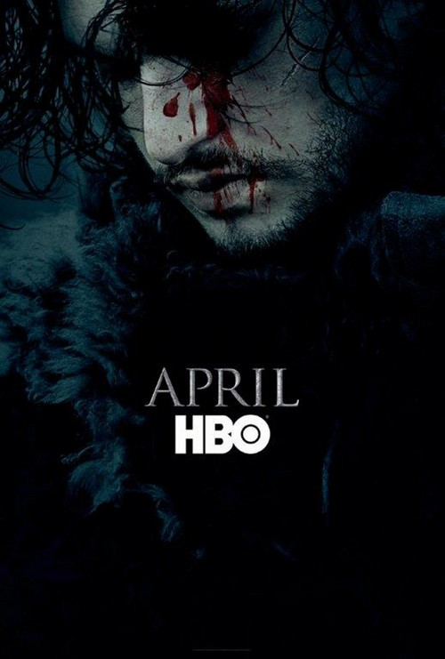 Is Jon Snow Alive: Game of Thrones Season 6 Promo Picture Features Kit Harington