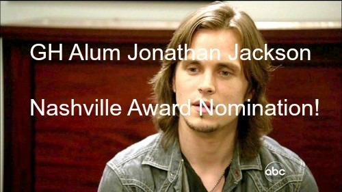 General Hospital (GH) Spoilers: Port Charles' Lucky Spencer, Jonathan Jackson, Nabs Award Nomination for Nashville