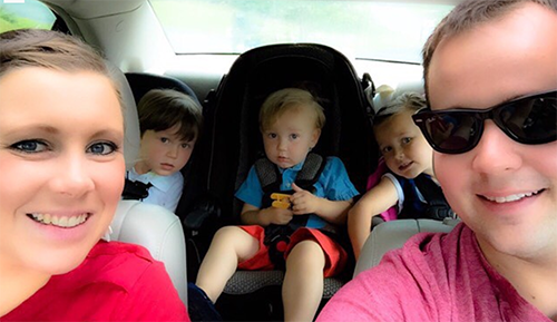 Anna Duggar, Josh Duggar Divorce One Year After His Multiple Scandals: Can't Pretend She's Happy Any Longer?