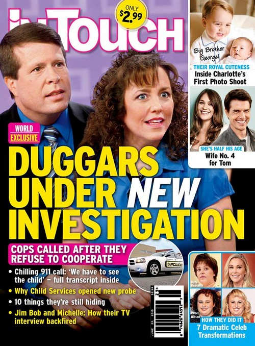 Jim Bob And Michelle Duggar Under Investigation By Child Services: Chilling 911 Call – What Else Are They Hiding?