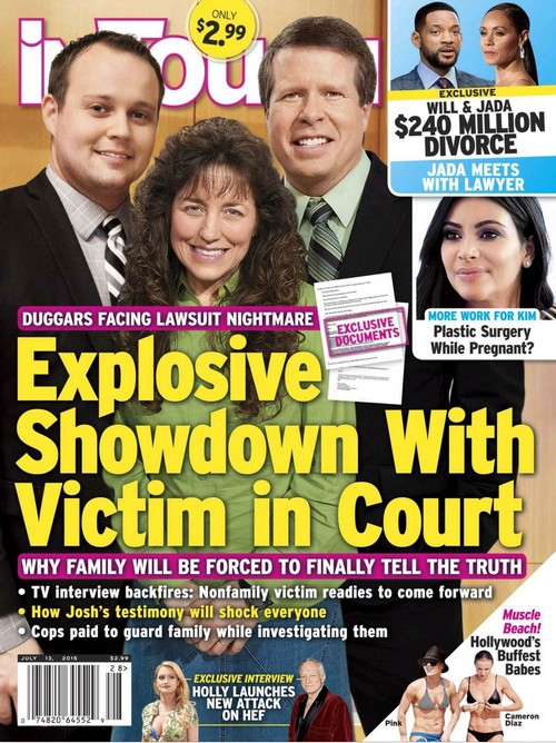 Jim Bob and Michelle Duggar Reveal Sex Scandal In Court: Josh Duggar Sued by Molestation Victim