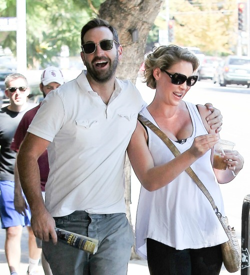 Katherine Heigl and Josh Kelley's Marriage In Trouble Since 'Doubt' Cancelled?