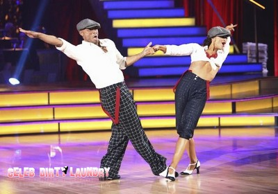 J.R. Martinez's Dancing With The Stars Freestyle Finale Performance Video 11/21/11