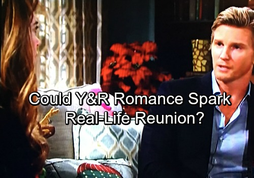 The Young and the Restless Spoilers: Could Vickie and J.T.'s Y&R Romance Spark Amelia Heinle and Chad Luckinbill's Reunion?