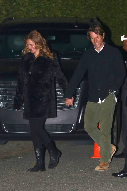 Julia Roberts Marriage To Danny Moder Back on Track?