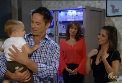 General Hospital Spoilers: Sam Has Cancer Like Danny – Julian Redeemed, Saves Daughter's Life With Bone Marrow Donation