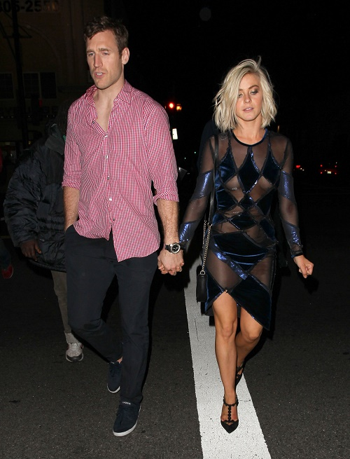 Julianne Hough Engaged To NHL Player Brooks Laich: Dancing With The Stars Judge Still A Virgin, Saves Herself For Honeymoon