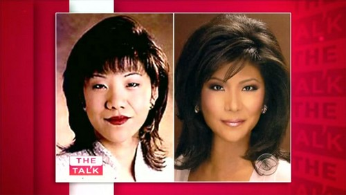 Julie Chen Had Plastic Surgery To Appear Less Asian (Photos)