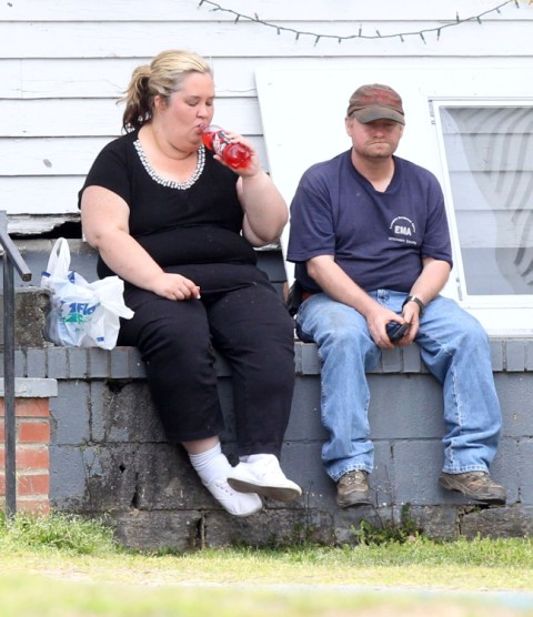June Shannon, Honey Boo Boo's Mama June, Is Getting Married Today! 0505