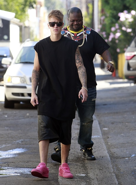 Justin Bieber Arrested In ATV Paparazzi Crash - Singer Faces Potential Dangerous Driving & Assault Charges!