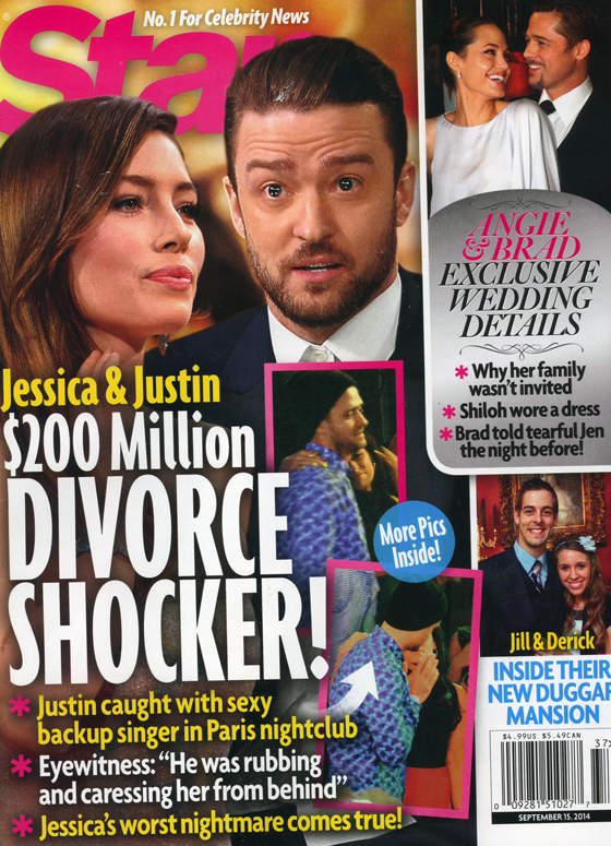 Justin Timberlake Cheating on Jessica Biel With Zenya Bashford - Divorce Over Mistress Back-up Dancer? (PHOTOS)