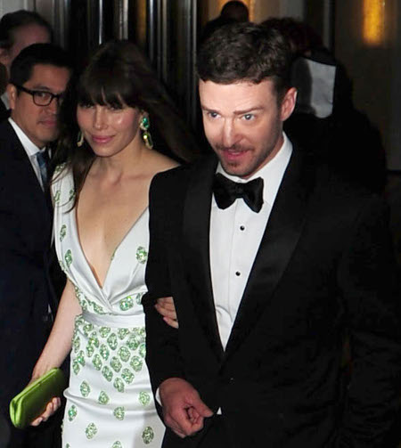 Justin Timberlake and Jessica Biel Finally Tie the Knot in Picturesque Italian Wedding!