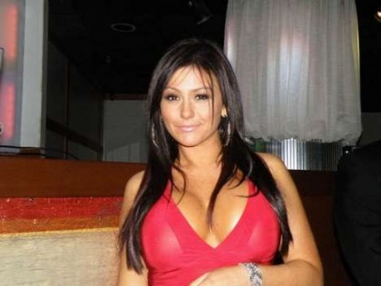 'Jersey Shore' JWoww Signs Deal To Appear In A Wrestling Match
