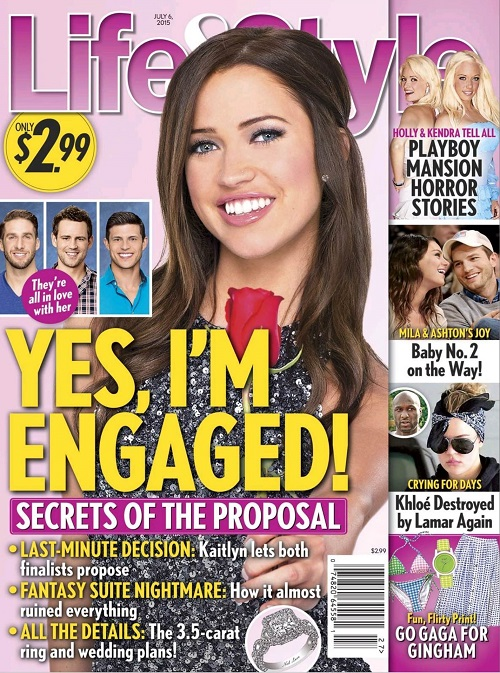 The Bachelorette Kaitlyn Bristowe Fantasy Suite Nightmares And Final Rose Ceremony She Received TWO Wedding