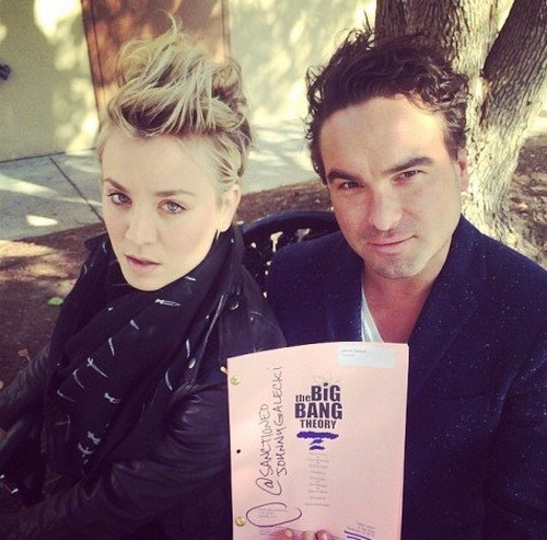 Kaley Cuoco Divorce Rumors: Ryan Sweeting Split as Kaley Posts Flirting Selfie With Johnny Galecki