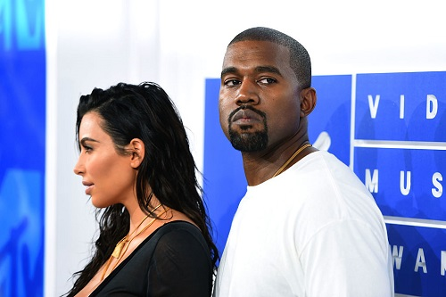 Kim Kardashian And Kanye West Drop 395K On Jackie Kennedy Onassis' Cartier Watch