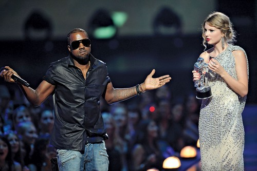 Taylor Swift and Kanye West Making Music Together: Kanye Doesn't 'Discriminate'