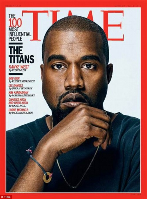 Kim Kardashian Divorce: Kanye West Time Magazine Cover Can't Save Marriage