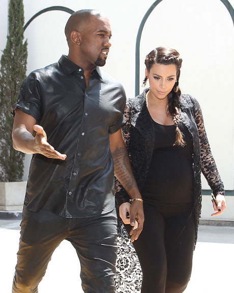 Kanye West Absolutely Denies Cheating on Kim Kardashian with Leyla Ghobadi!