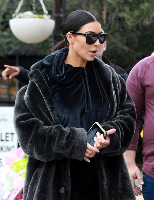 Kim Kardashian Going Under The Knife For Her Third Child