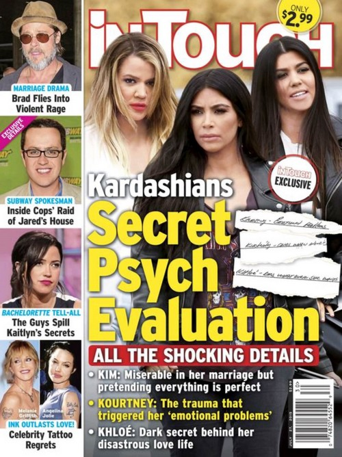 Kris Jenner Did Major Damage To Kim Kardashian, Siblings Kourtney, Khloe and Rob - Family Psych Evaluation Leaked?
