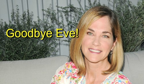 Days of Our Lives (DOOL) Spoilers: Eve's Final Appearance Tuesday, February 2 - Goodbye Kassie DePaiva