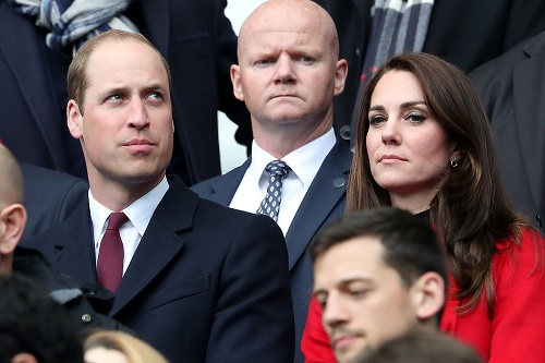 Kate Middleton Victim Of Sexist Remarks During Paris Rugby Game
