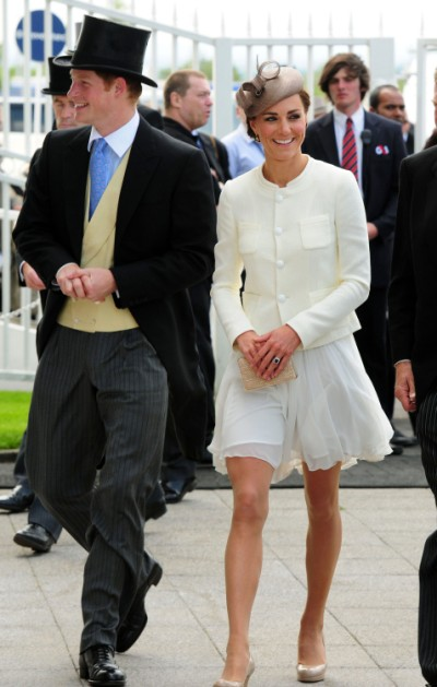 Kate Middleton Scaring Off Prince Harry's Girlfriends 0709
