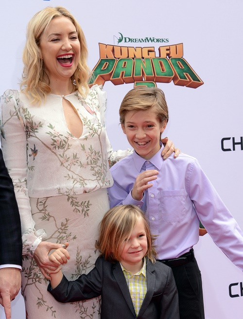 Kate Hudson Custody Battle: Ex Chris Robinson Challenging Arrangement Over Son Ryder