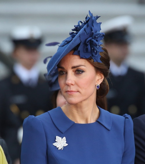 Kate Middleton Organic Botox Injections Hide Premature Aging?