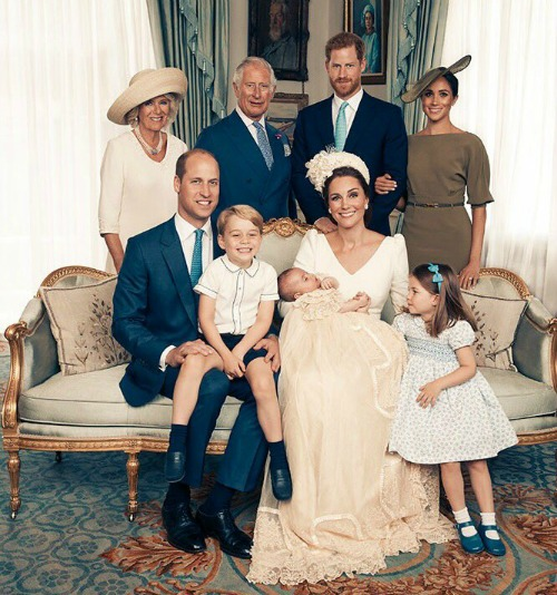 Kate Middleton Takes Center Stage Again: Releases Prince Louis Christening Photos
