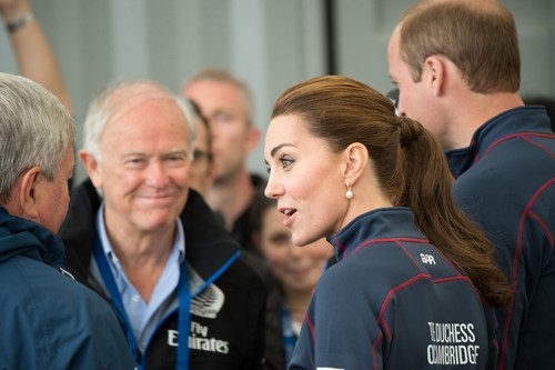 Kate Middleton Stressed as Carole Middleton Infuriates Queen Elizabeth and Royal Circle – Duchess' Family Relationships Suffer