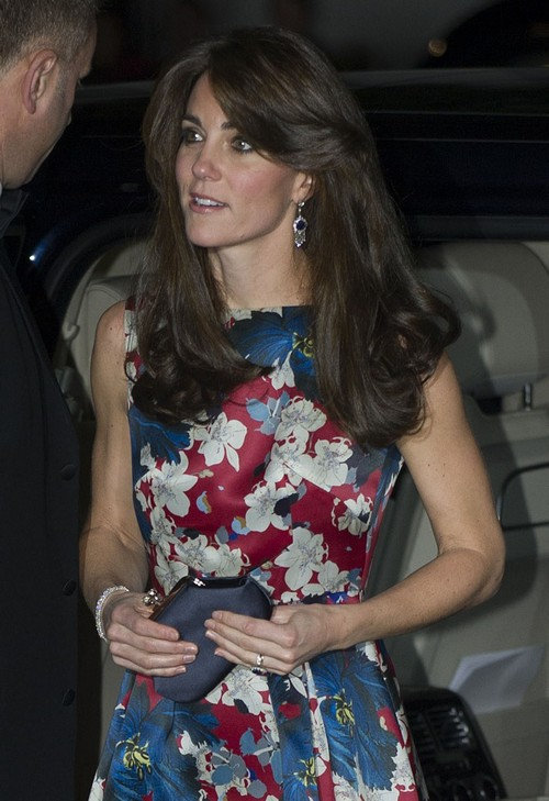 Kate Middleton Anorexia Rumors – The Duchess of Cambridge is NOT Battling an Eating Disorder
