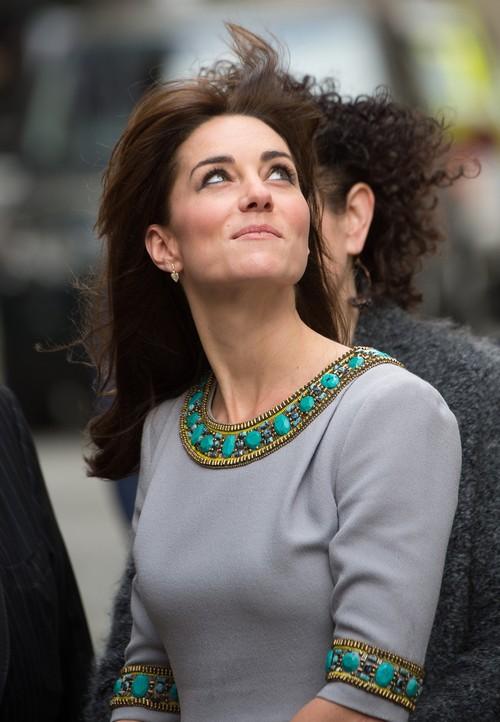 Kate Middleton Ignores Kim Kardashian's Baby Son Saint West - Royal Snub for Kimye