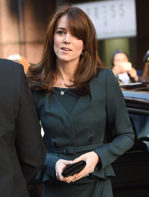 Kate Middleton New Haircut for Christmas Holidays: Queen Elizabeth Demands Conservative Hair Style? (PHOTOS)