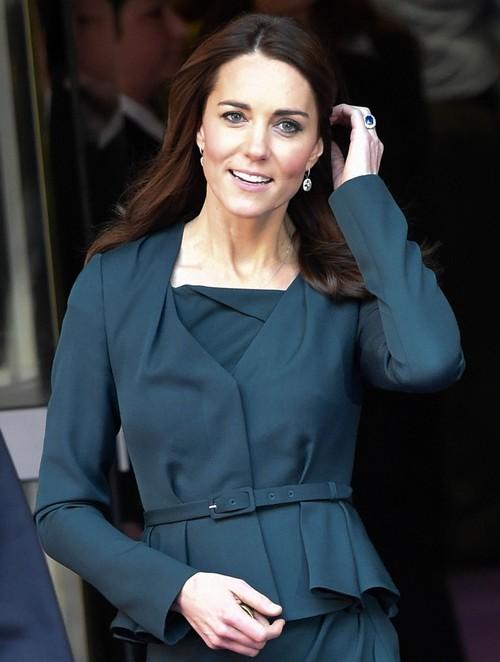 Kate Middleton Will Miss Princess Charlotte's First Birthday: Queen Elizabeth Commands Duchess Take On Bhutan Trip