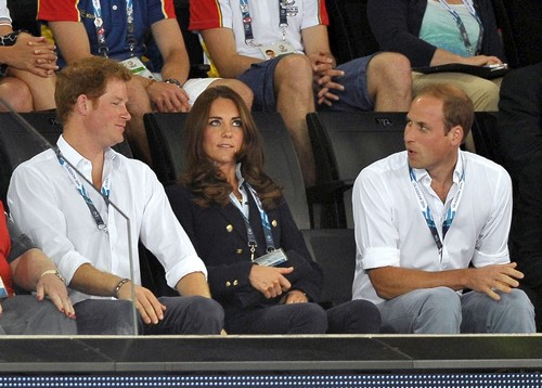 Kate Middleton Sick and Furious: Prince William Partying and Drinking With Prince Harry at Victoria Inskip's Wedding