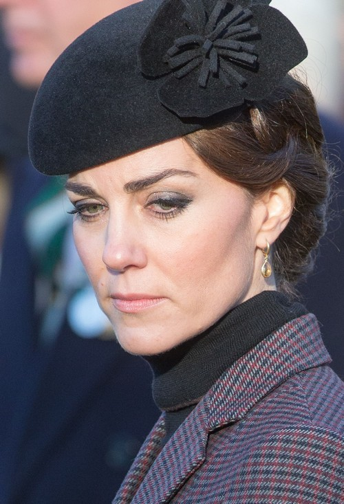 Kate Middleton Ski Holiday PETA Controvery: Furious at Leather Fur-Lined Mittens