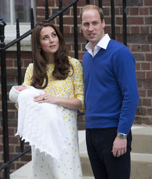 Kate Middleton Favors Princess Charlotte As She Won't be Monarch: Prince  George Sibling