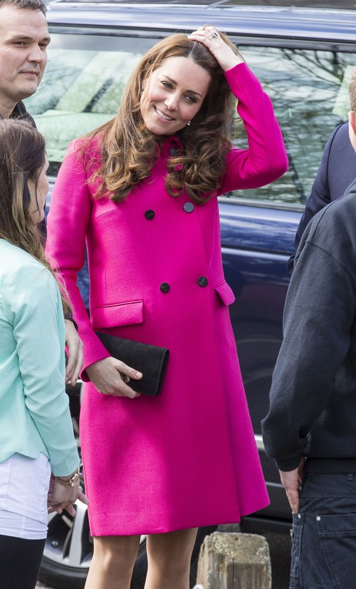 Kate Middleton Reveals Gender and Official Due Date With Baby Girl Nursery Order: Alice and Charlotte Favorite Names?
