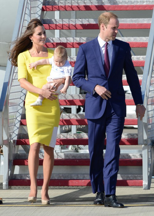 Kate Middleton Pre-Christmas NYC Shopping Trip With Prince William and Prince George: The Royal New York City Itinerary