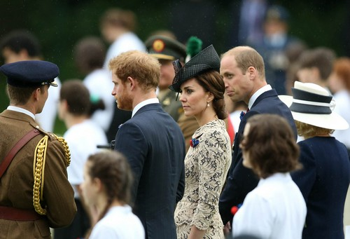 Kate Middleton Pregnant Rumors: Duchess of Cambridge Hiding Baby Bump At Somme 100 Commemoration?