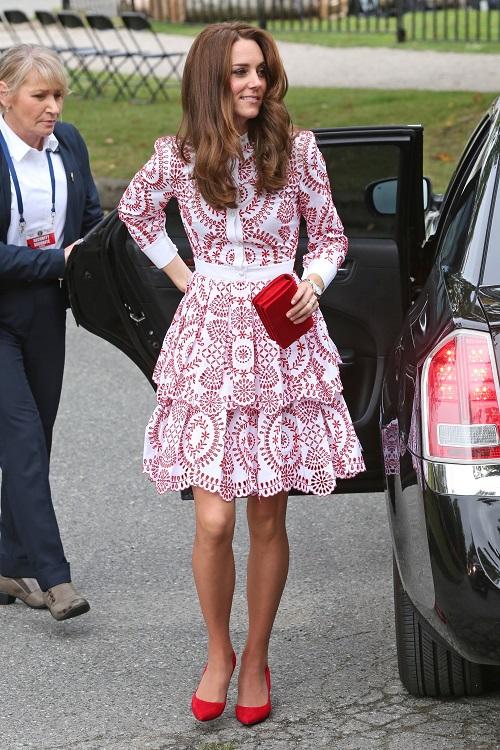 Dolce & Gabbana Name New Dress After Kate Middleton