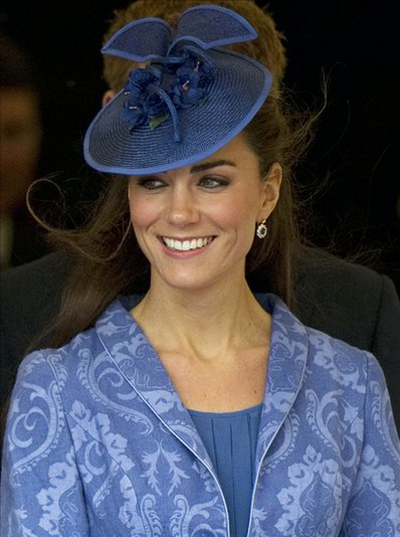 Duchess Kate Middleton Is Named To A Worst Dressed List